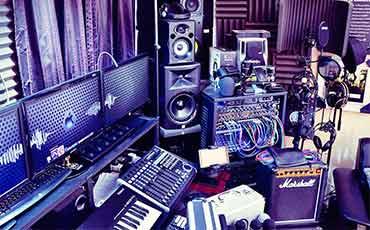 Music Studio in Abu Dhabi