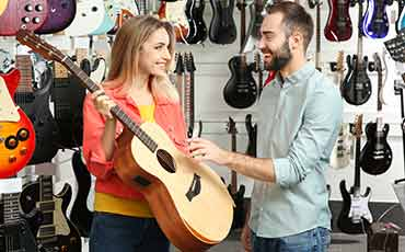 Guitar Shop in UAE