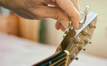 Guitar Tuning Methods UAE