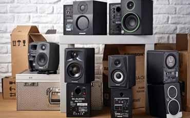 Studio Monitors & Hi-fi Speakers UAE
