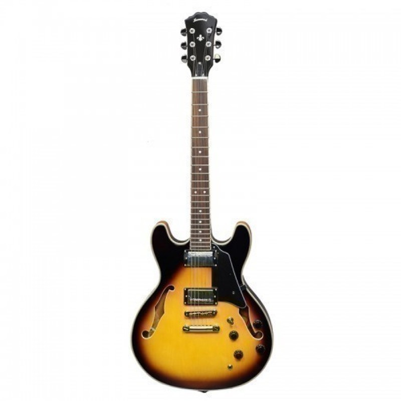 Haineswood HSH-JZ-VS Electric Guitar Artist Series