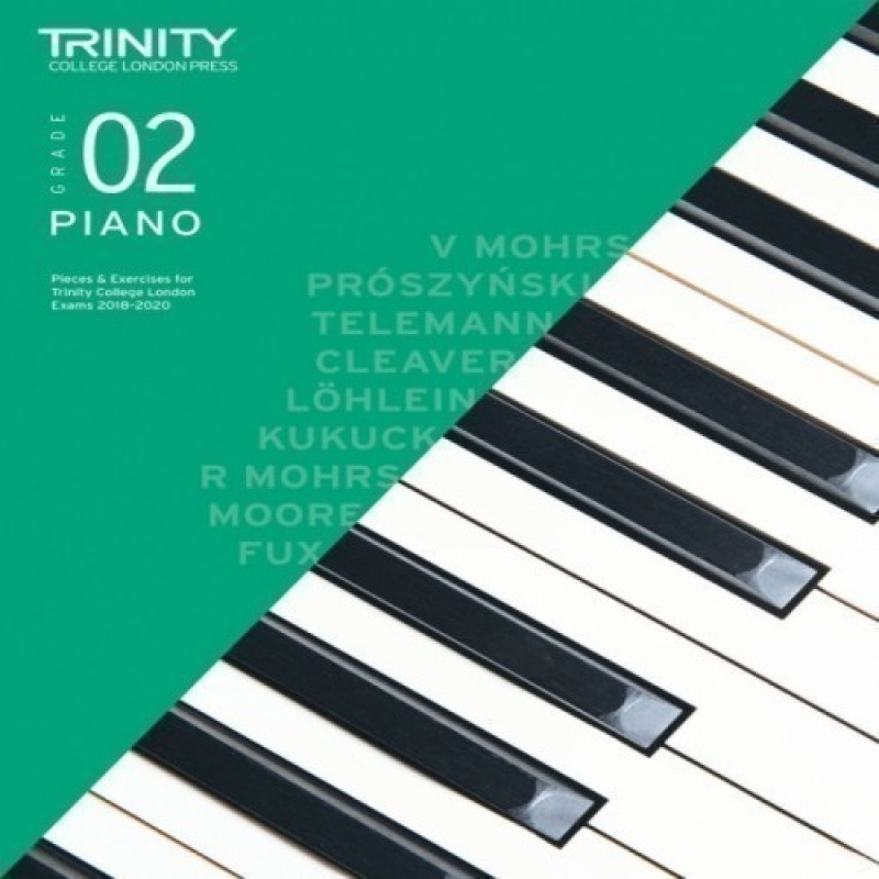 Piano Exam Pieces & Exercises 2018–2020 - Grade 2