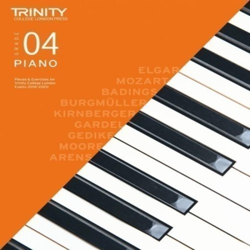 Piano Exam Pieces & Exercises 2018–2020 - Grade 4