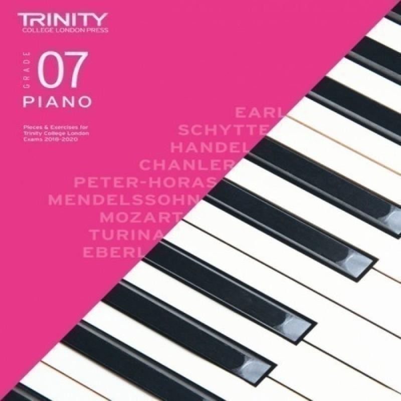 Piano Exam Pieces & Exercises 2018–2020 - Grade 7
