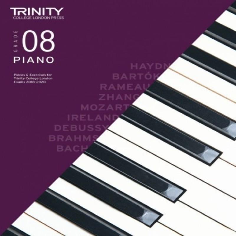 Piano Exam Pieces & Exercises 2018–2020 - Grade 8