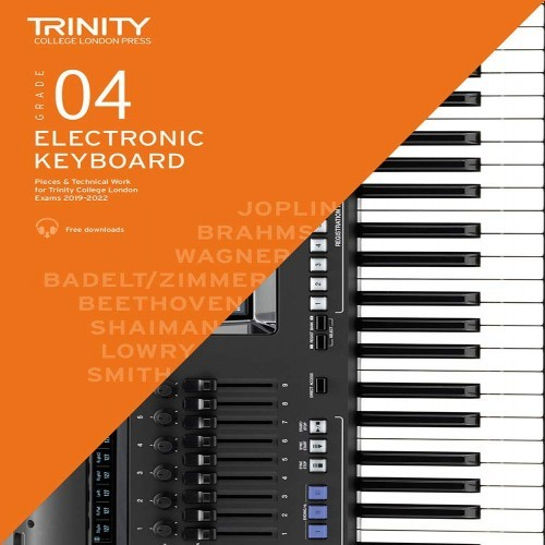 Electronic Keyboard Exam Pieces & Technical Work 2019–2022: Grade 4