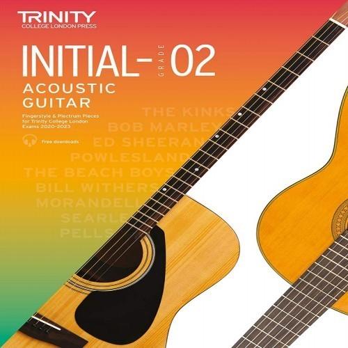 Acoustic Guitar 2020-2023 (Initial-grade 2)
