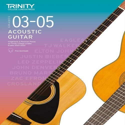 Acoustic Guitar 2020-2023 (Grades 3-5)