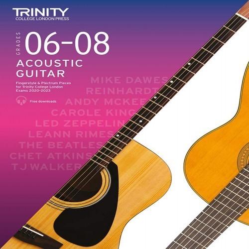 Acoustic Guitar 2020-2023 (Grades 6-8)