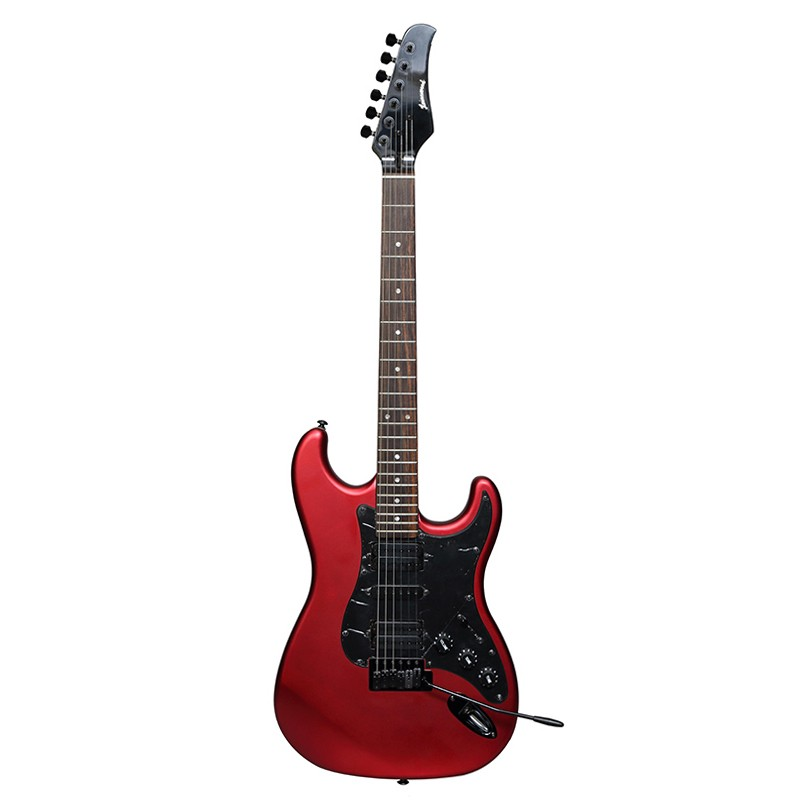 Haineswood ST-S-MCAR Strat Electric Guitar Expedition Series