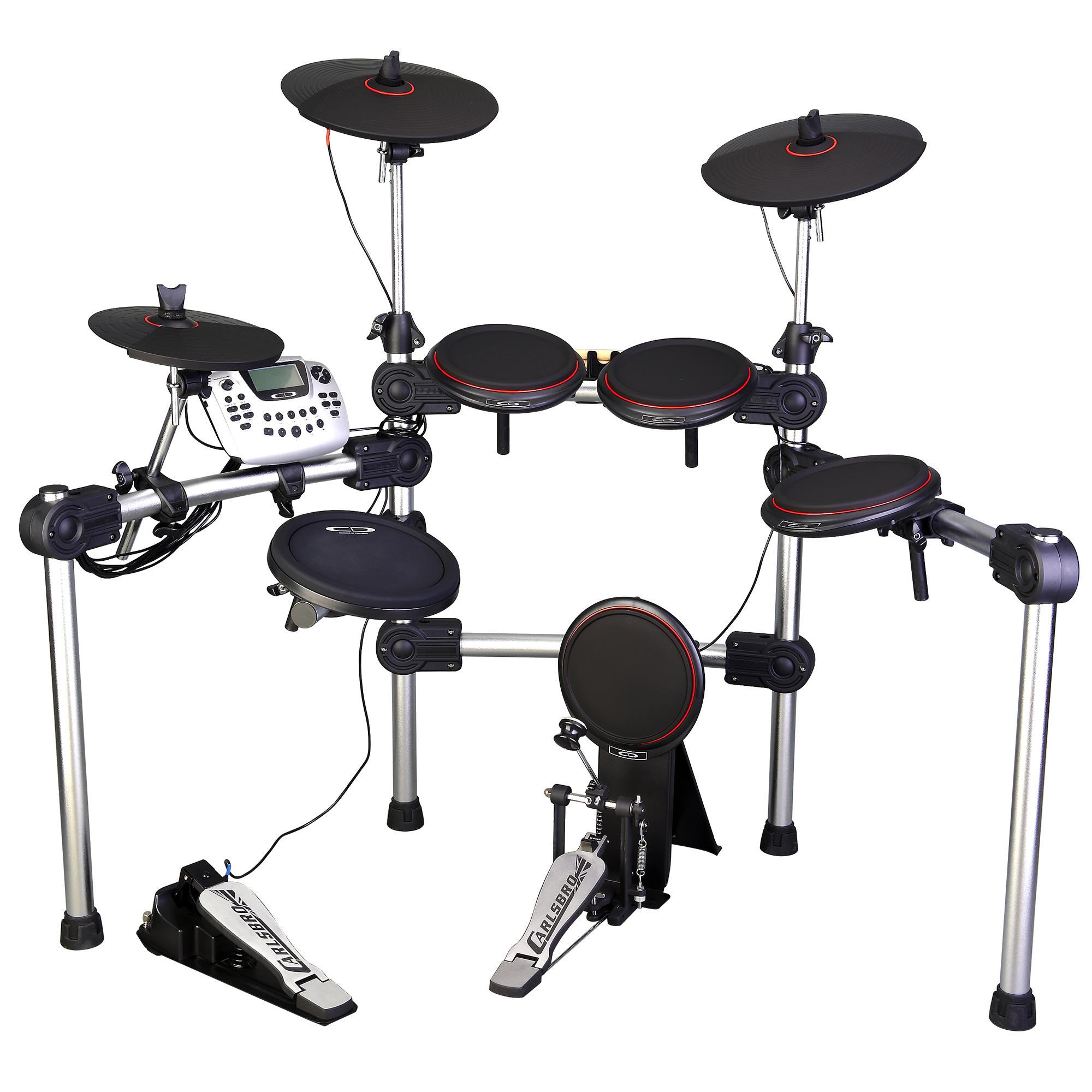 CARLSBRO CSD210 8 Piece Electronic Drum Kit
