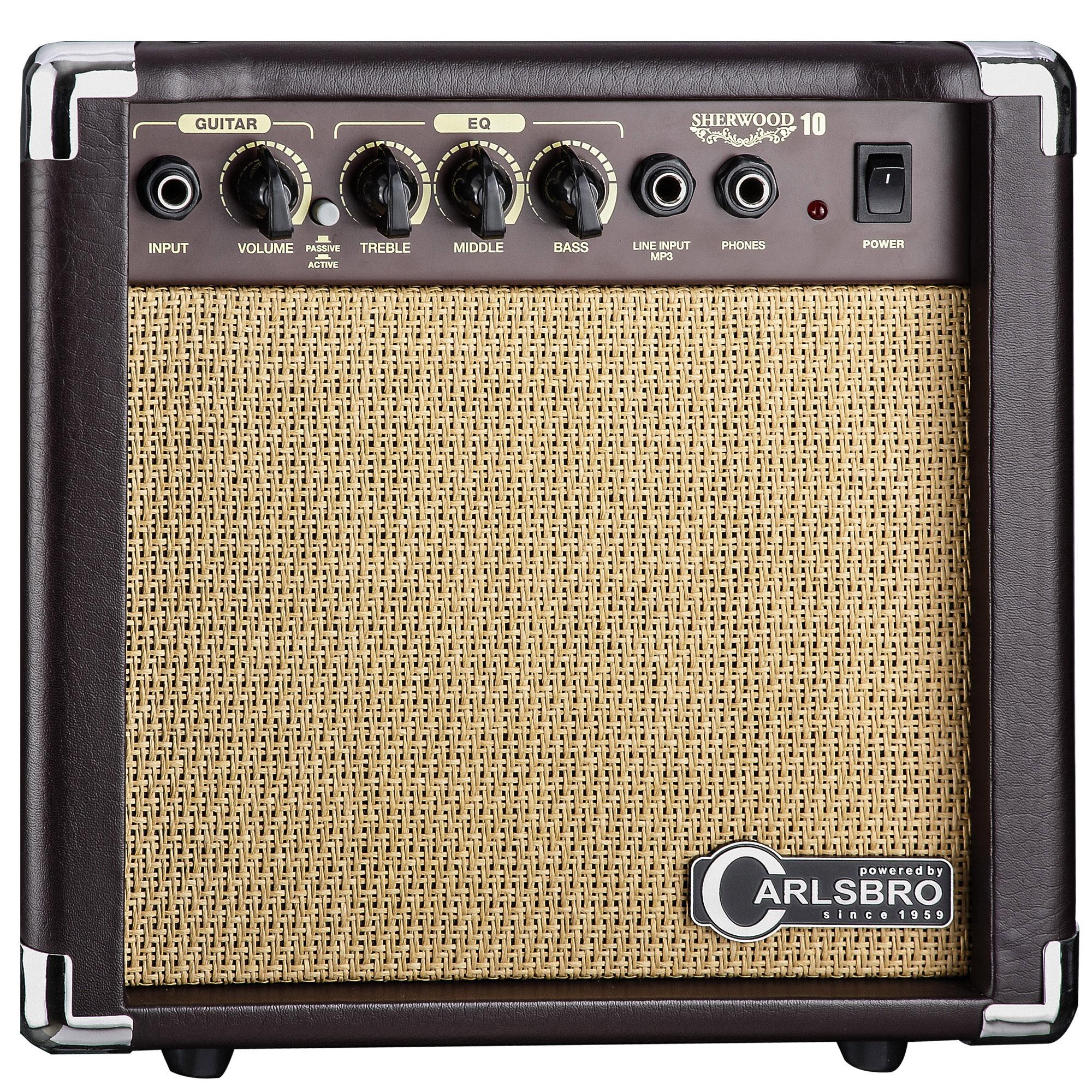 CARLSBRO SHERWOOD10 10W Acoustic Guitar Amp