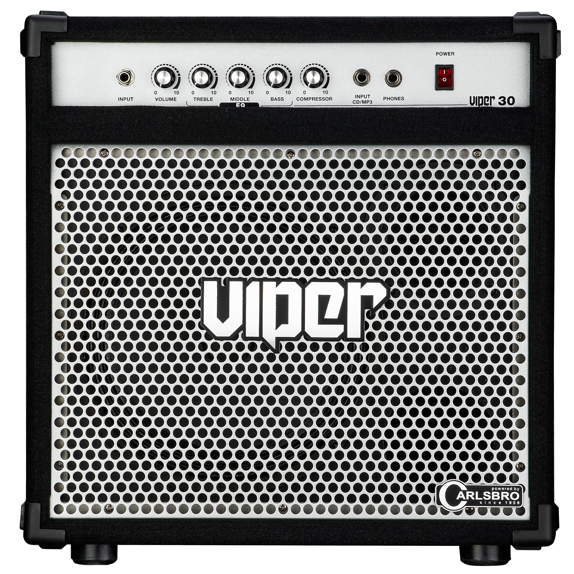 CARLSBRO VIPER30 30W Bass Amplifier Combo