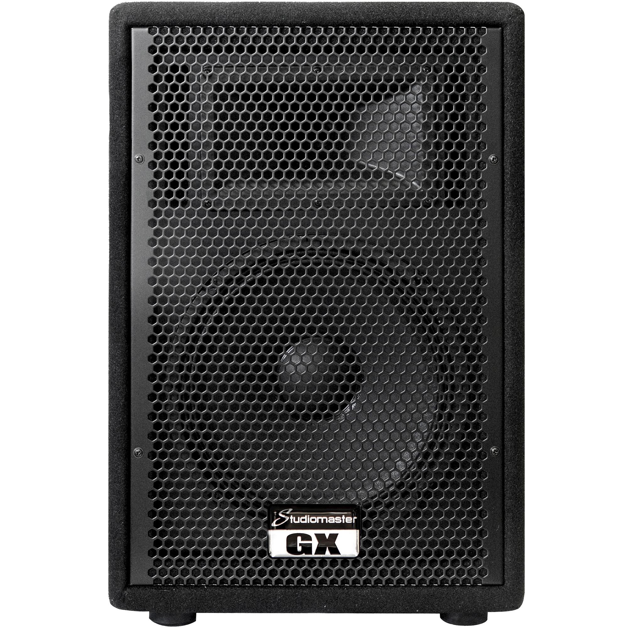 """STUDIOMASTER GX12A 12"""" Full Range Active Speaker"""