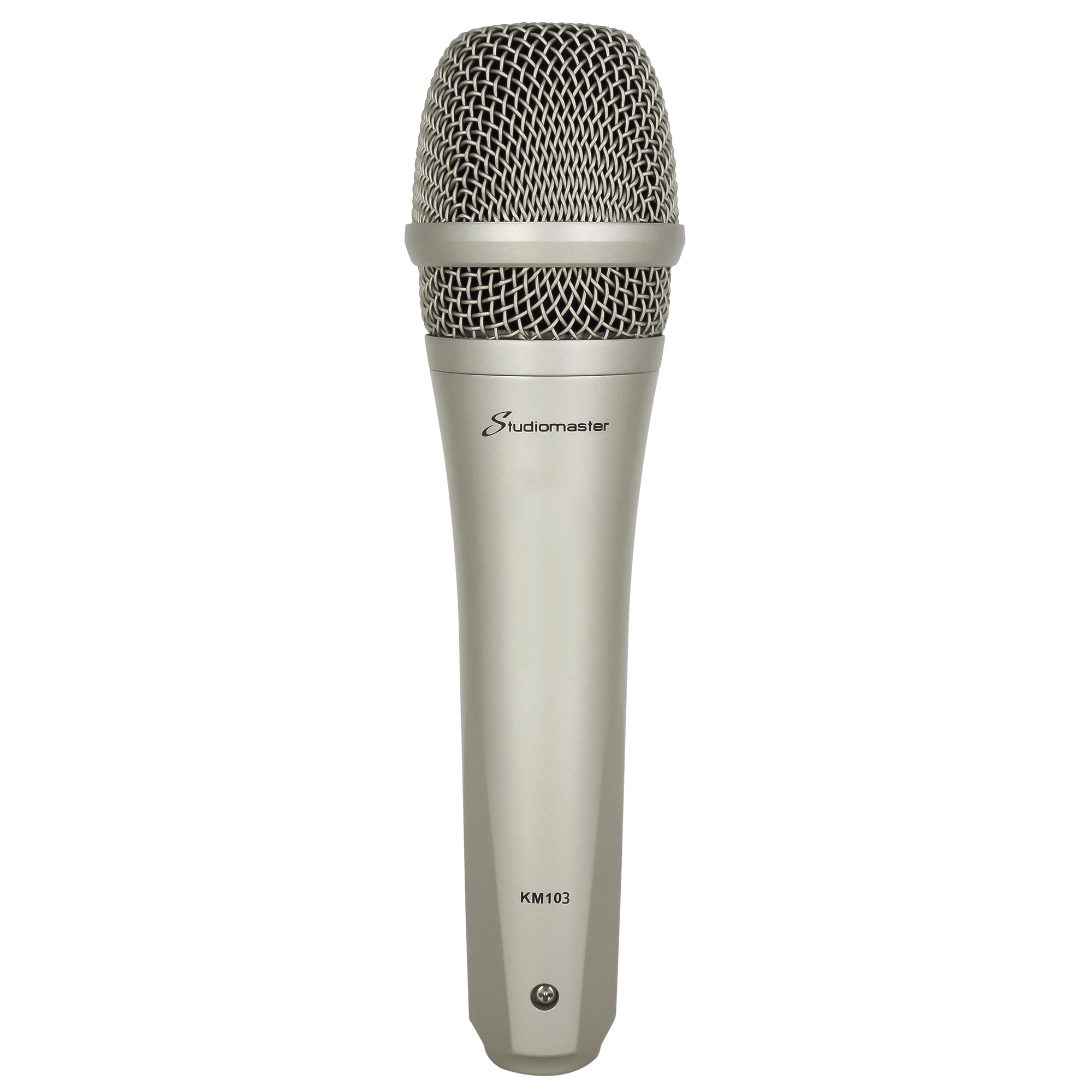STUDIOMASTER KM103 Dynamic Cardioid USB Microphone.
