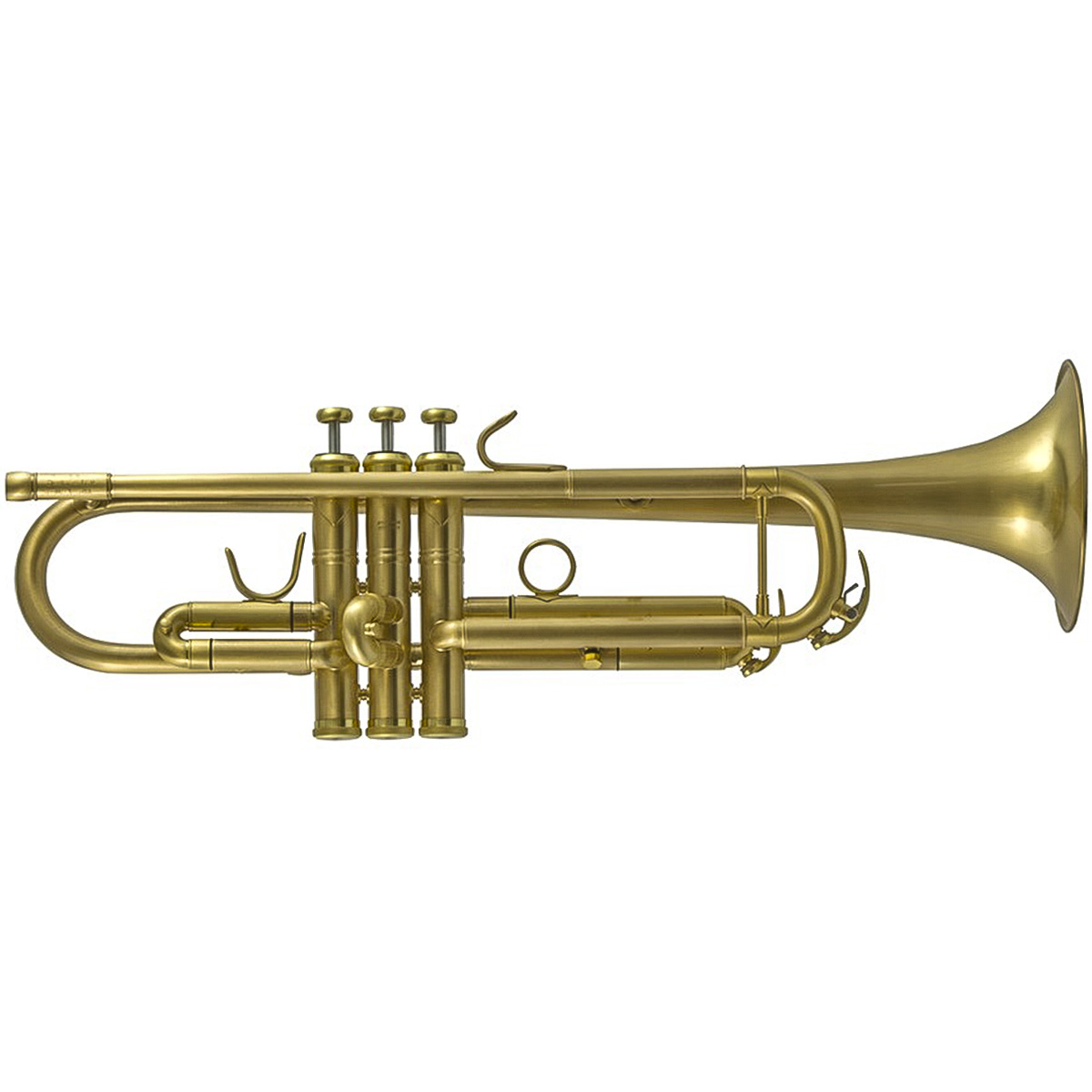 John Packer JP251SWFG: Bb Trumpet Frosted Gold