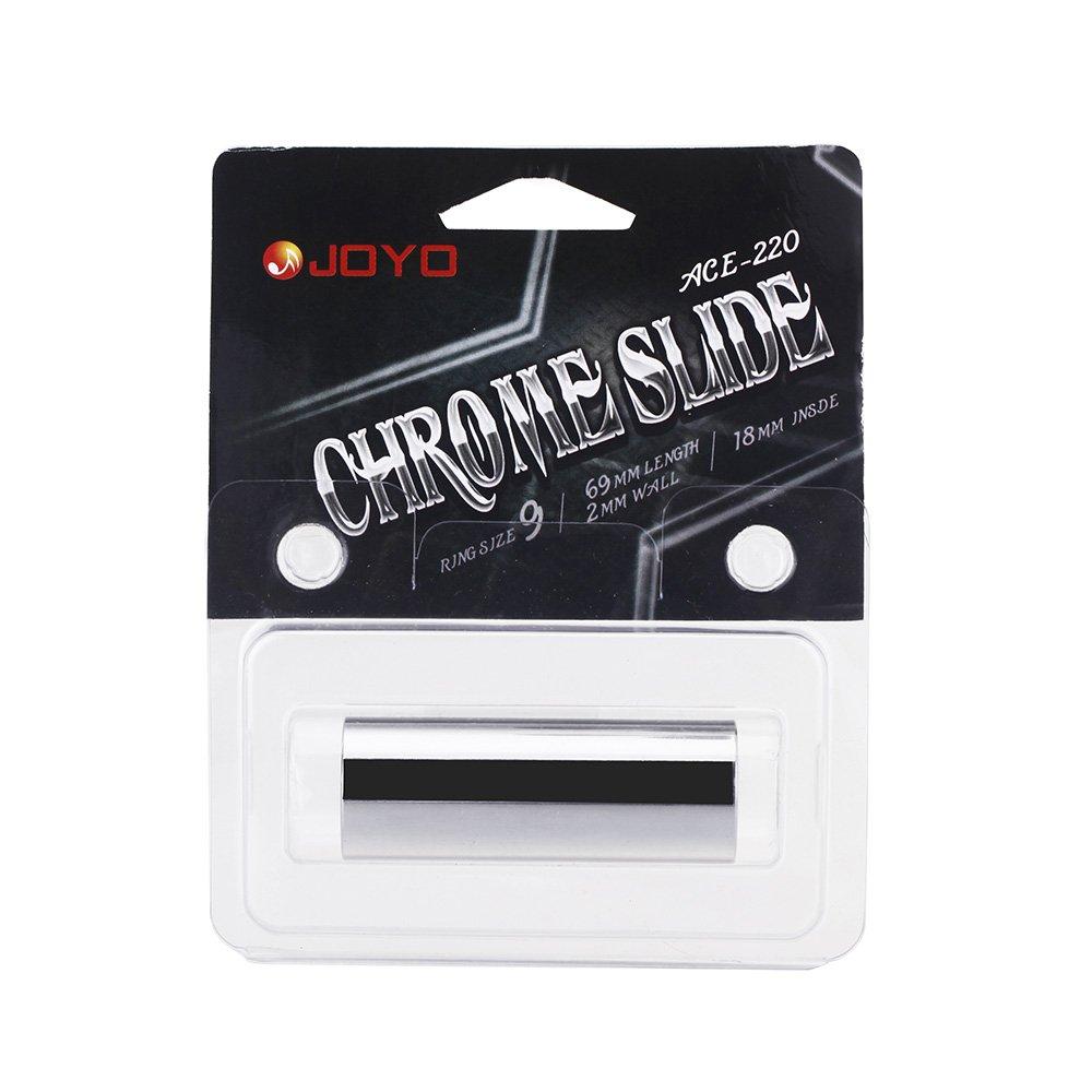 JOYO ACE-220: Guitar Chrome Slide