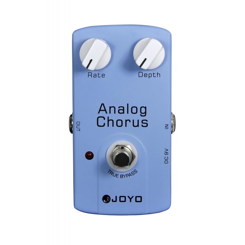 JOYO JF-37: Analog Chorus Pedal
