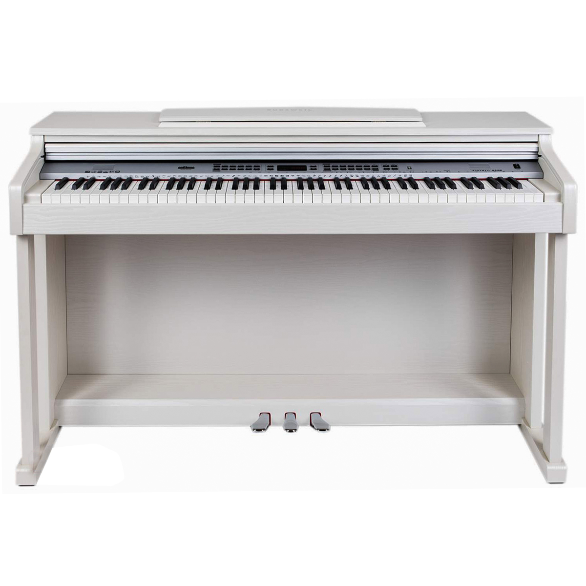 KURZWEIL KA150-WH: 88 Fully-Weighted, Hammer Action Digital Piano (White)