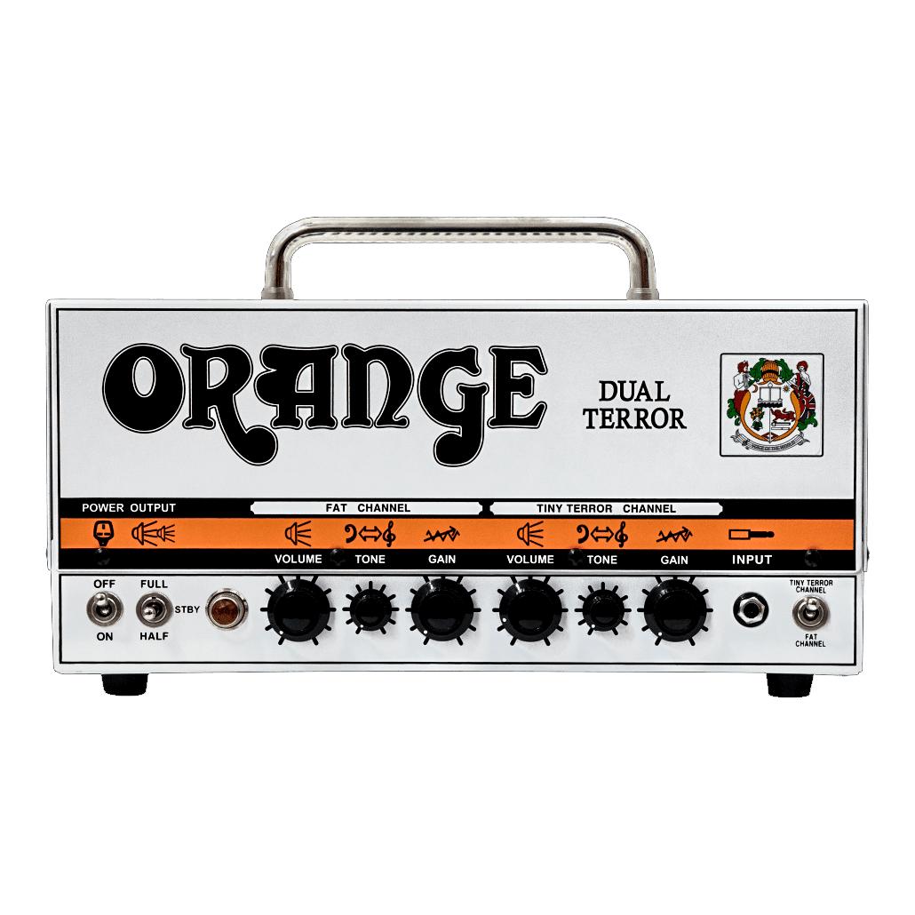 ORANGE DUAL TERROR DT30-H: 30W Guitar Valve Amp Head