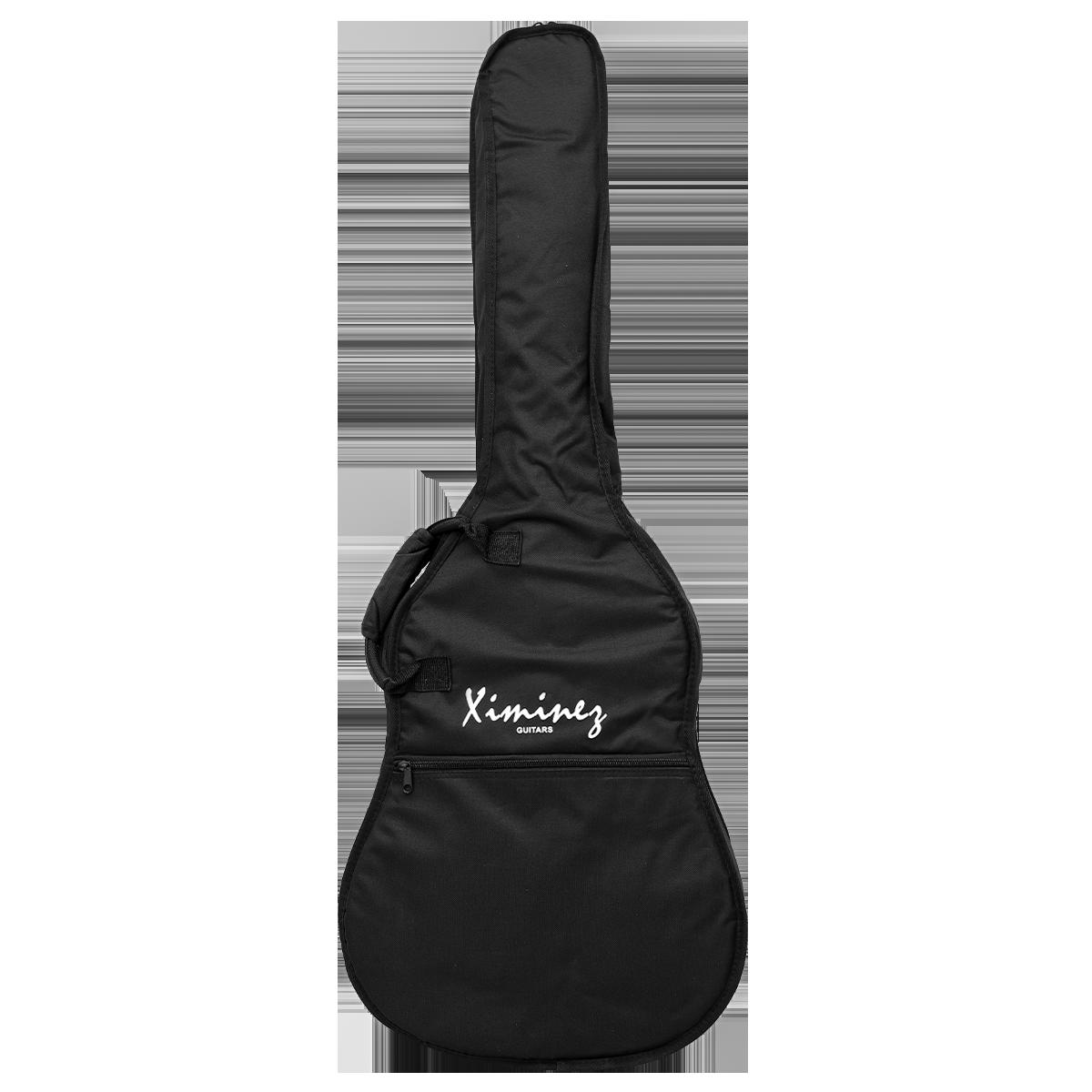 Ximinez CLGB01: Classical Guitar Gig Bag (With 5 mm Padding)