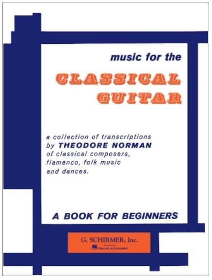 Music for the Classical Guitar.