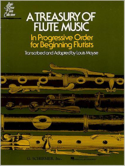A Treasury of Flute Music