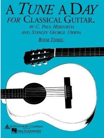 A Tune a Day - Classical Guitar -Book 3