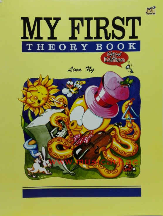 My First Theory Book.