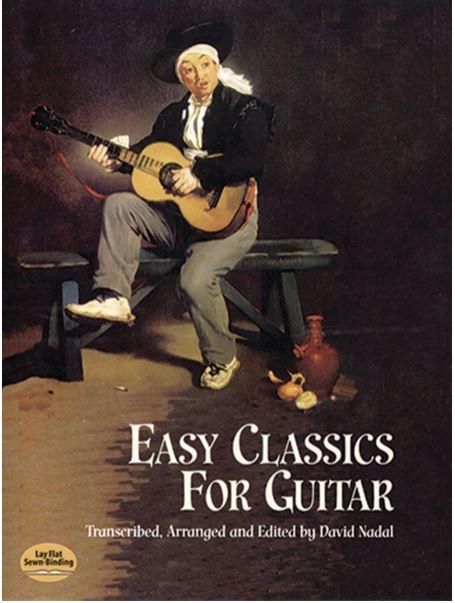 Easy Classics for Guitar.