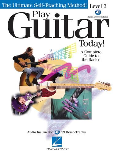 Play Guitar Today Level 2 .