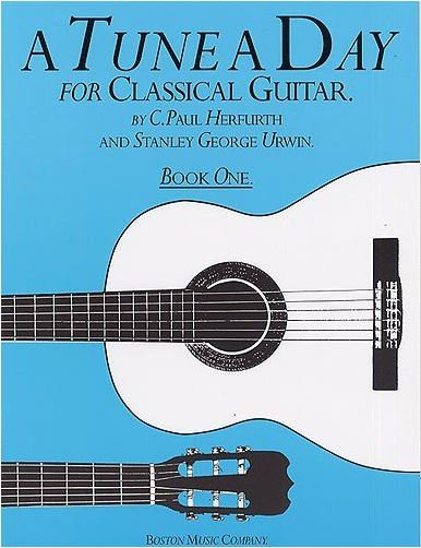 A Tune A Day For Classical Guitar: Book 1.