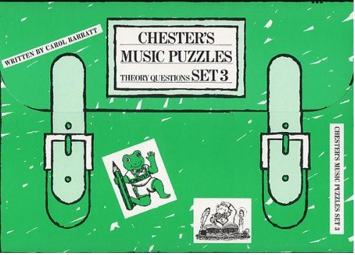 Chester s Music Puzzles - Set 3