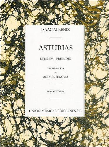Issac Albeniz Asturias Leyenda -Preludio