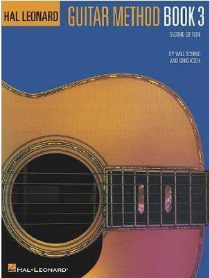 Hal Leonard Guitar Method Book 3 without CD