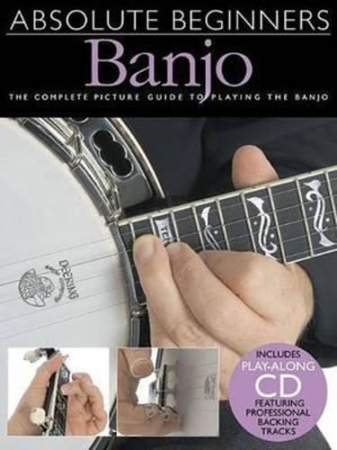 Absolute Beginners : Banjo with CD
