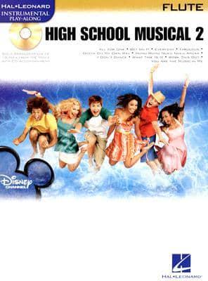 High School Musical 2 (Flute) with CD
