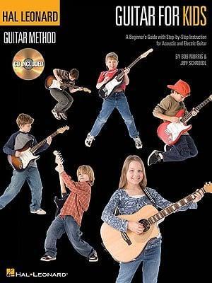 Hal Leonard Guitar Method : Guitar For Kids with Audio Book 1