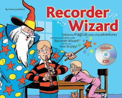 Recorder Wizard with CD.