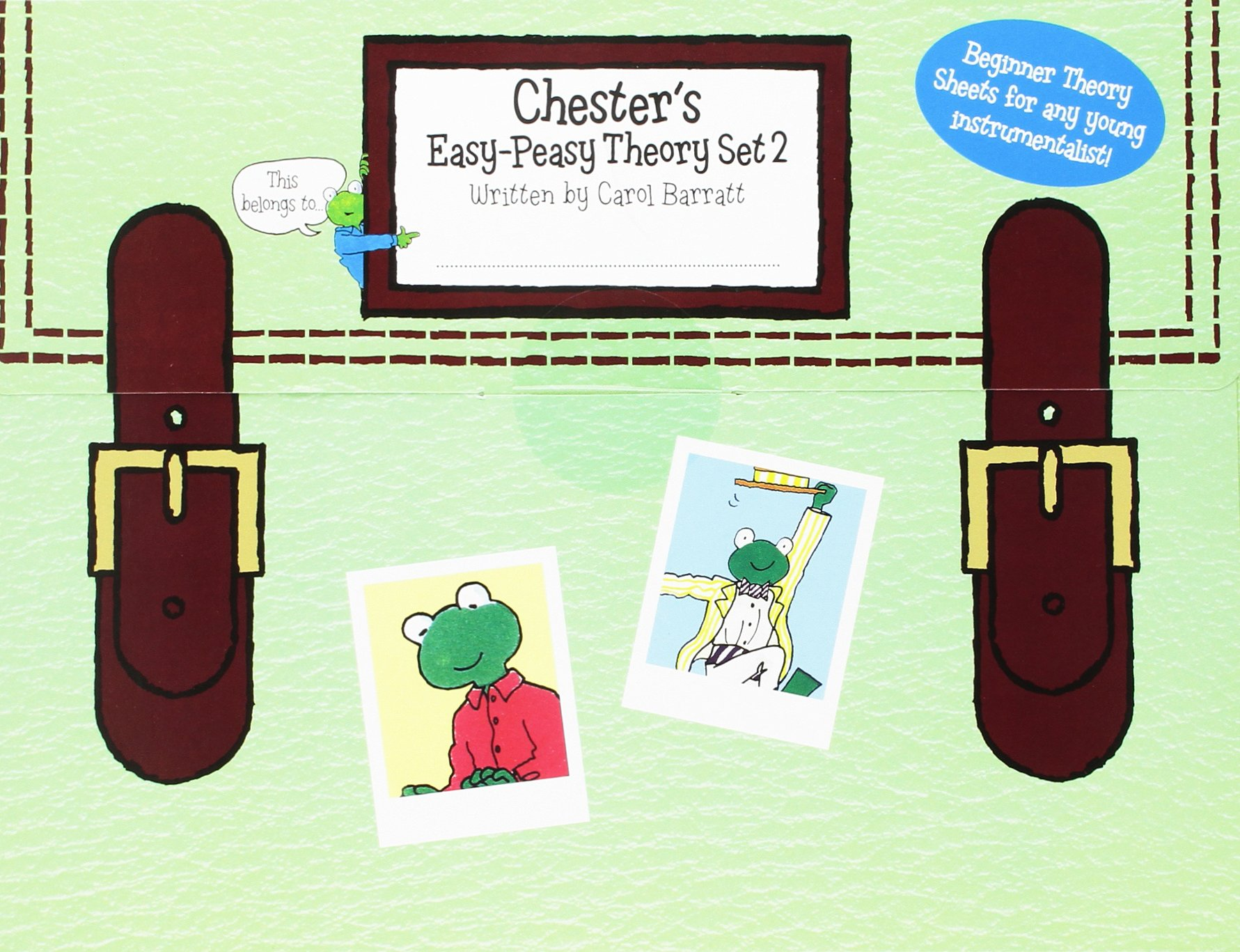 Chester s Easy-Peasy Theory Set 2