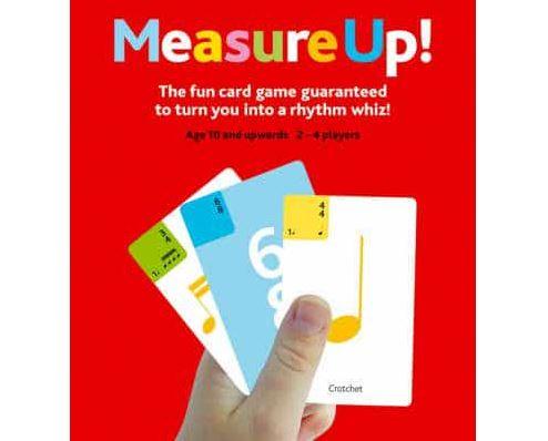 Measure Up! Board book
