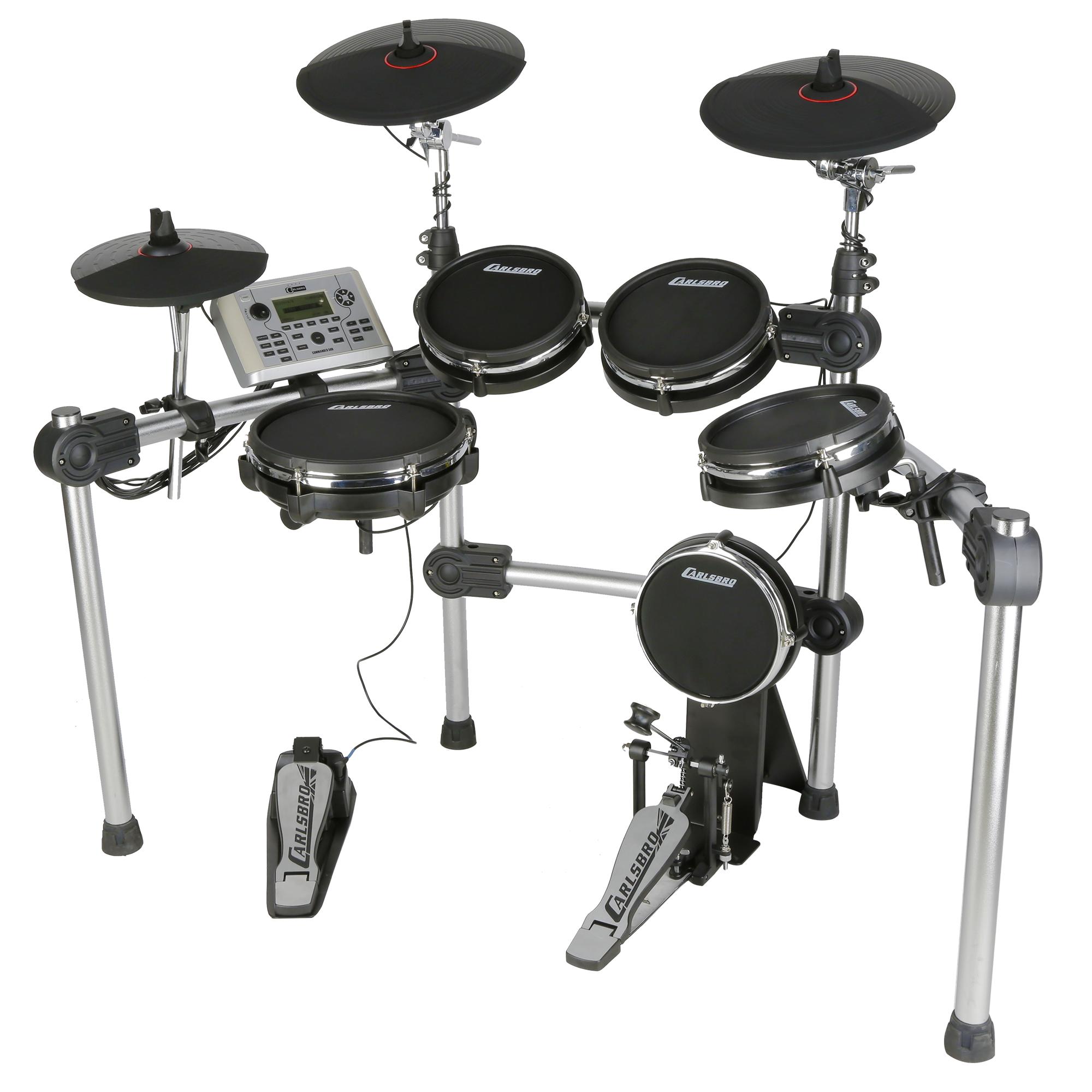 CARLSBRO CSD500 8 Piece Electronic Drum Kit