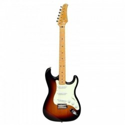 Haineswood ST-H-SB Strat Electric Guitar Expedition Series