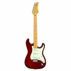 Haineswood ST-H-WRD Strat Electric Guitar Expedition Series