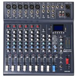 STUDIOMASTER CLUBXS10 8 Channel 10 Input Mixer