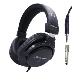 STUDIOMASTER H2 Monitoring Headphones