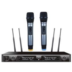 STUDIOMASTER W2 Dual Wireless Microphone System