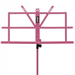 Axelos AXMS001PK: Light Weight Music Stand (Floyd Pink)