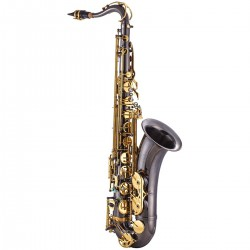 John Packer JP042B: Bb Tenor Saxophone Black Nickel Gold Keys