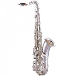 John Packer JP042S: Bb Tenor Saxophone Silver Plated